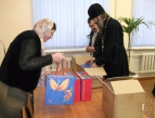 The Russian Orthodox Church is supporting visually impaired children